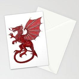 Cymru am byth Stationery Cards