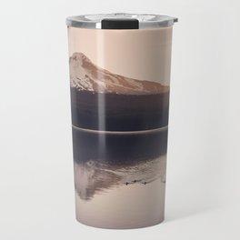 Wild Mountain Sunrise Travel Mug