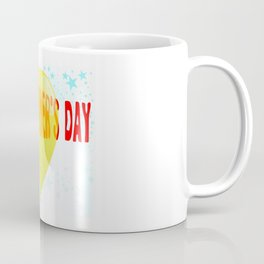 Father's Day Balloon Coffee Mug