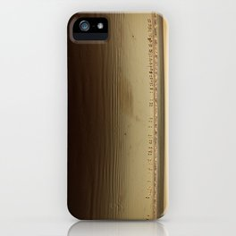 Seagulls on the Horizon iPhone Case