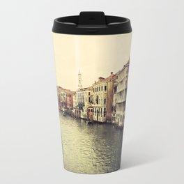 Grand Canal in Venice Travel Mug