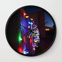 Dancing Lights Southwest  Wall Clock