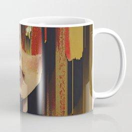 glitch art Coffee Mug