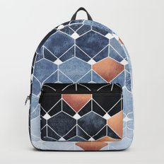 Copper Diamonds Backpack