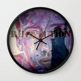 R EVOL UTION Wall Clock