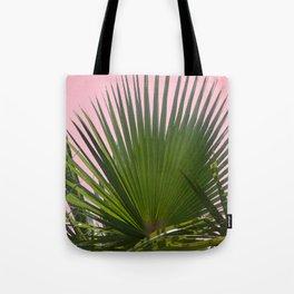 Pink wall Tote Bag