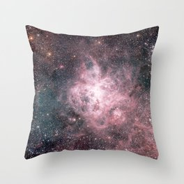 You are made of Stardust Throw Pillow