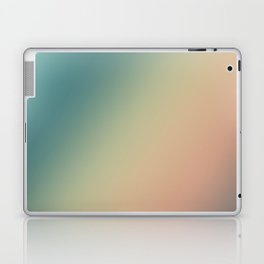 Evening Sand - Gradients are the new colors. Laptop & iPad Skin