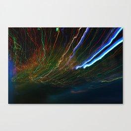Long Light Canvas Print