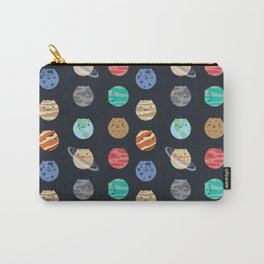 Solar System Cats Carry-All Pouch