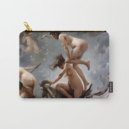 Witches Going To Their Sabbath Luis Ricardo Falero Carry-All Pouch