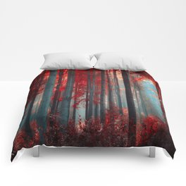 Magical trees Comforters