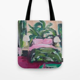 Golden Girls, Blanche's Boudoir Tote Bag
