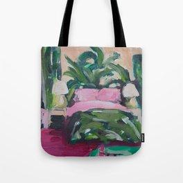Golden Girls, Blanche's Boudoir Tote Bag