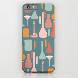 Laboratory Glassware No. 4 iPhone Case