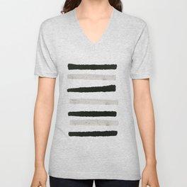 Stripes 2 Unisex V-Neck