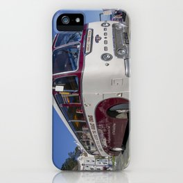 Great Orme bus iPhone Case