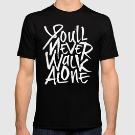 Liverpool FC - You'll Never Walk Alone T-shirt