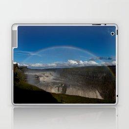 Iceland Rainbow Laptop & iPad Skin