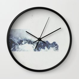 Fractions A52 Wall Clock