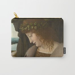 Leonardo Da Vinci - Narcissus Carry-All Pouch