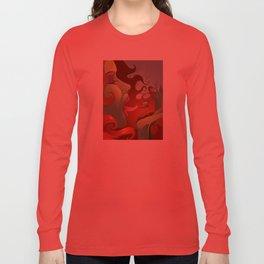 IVY's KISS Long Sleeve T-shirt