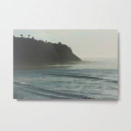 California Daydreams. Metal Print