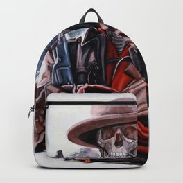 The Gunslinger - Dia De Los Muertos Backpack