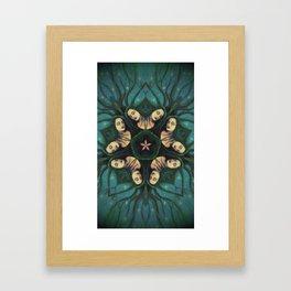 Coven Framed Art Print