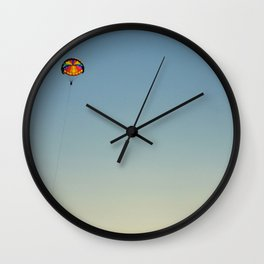 Greek Islands Wall Clock