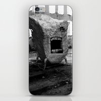nightmare iPhone & iPod Skins featuring nightmare by MatoSwamp