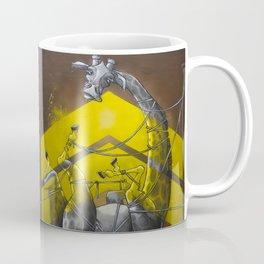 Giraffe up! Coffee Mug