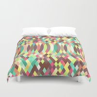 law Duvet Covers featuring Faraday's Law by Donovan Justice