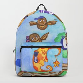 Bedtime For Little Owls Backpack