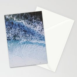 waiting for the tide Stationery Cards