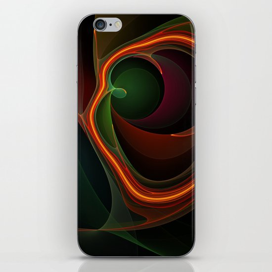 Filament iPhone & iPod Skin