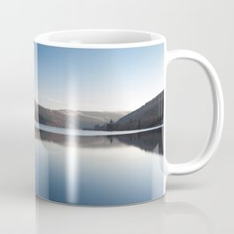 Talybont Reservoir Pump House Coffee Mug