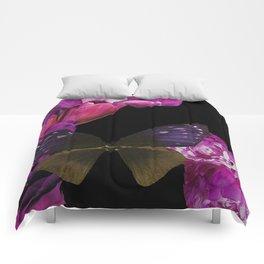 Purple Wings  Comforters