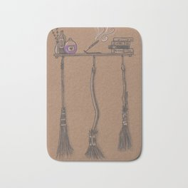 Witches Cubby Bath Mat