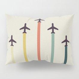 Airplanes Pillow Sham
