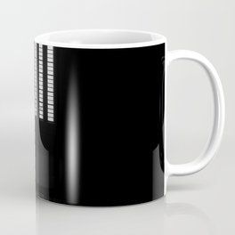 black white photo Coffee Mug