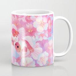 Sakura Ryukin Coffee Mug