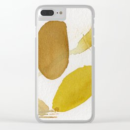 Scatter and Hide Clear iPhone Case