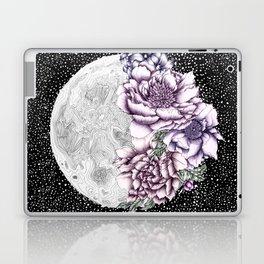 Moon Abloom II Laptop & iPad Skin