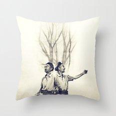 ♦ Isidro's Diamonds ♦ Throw Pillow