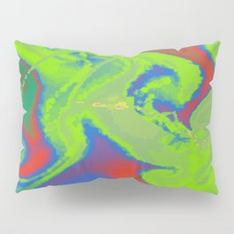 Psychedelica Chroma II Pillow Sham