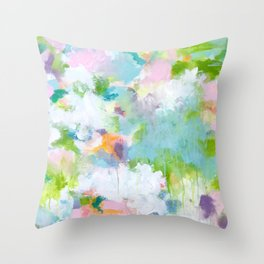 Oh Happy Day! Throw Pillow