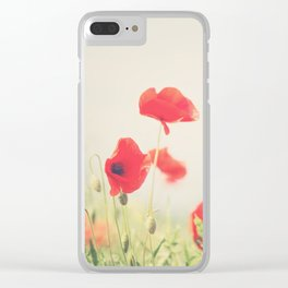 standing tall & proud ... Clear iPhone Case