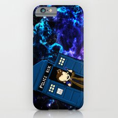 Tardis in space Doctor Who 10 iPhone 6s Slim Case