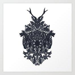 Clockwork Vol.2 Art Print